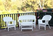 Best White Wicker Patio Furniture Reviews and Prices