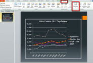 Chart Analysis Tools in PowerPoint 2010 | PowerPoint Presentation