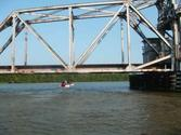 Augusta GA to Savannah GA and back....by boat on Savannah River