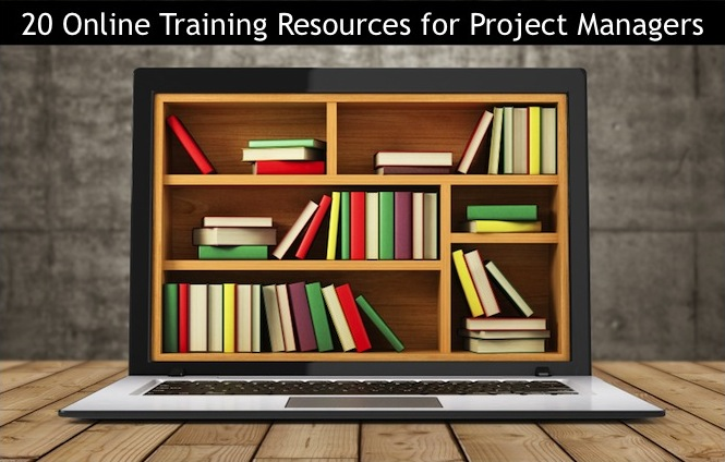 Headline for Online PM Training Resources
