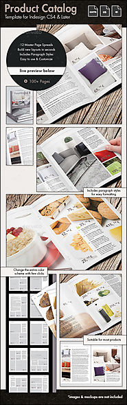 Product Catalog - US Letter
