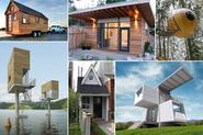 tiny houses - small dwellings of every shape and size