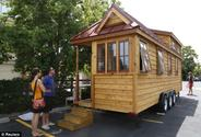 Get away from it all and join the tiny house movement