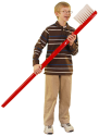 Wrong Brush.