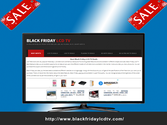 Find television on Black Friday TV deals in US