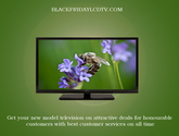 Find Best LCD TV Deals on Black Friday TV