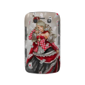 Queen or cards Blackberry bulged case Blackberry Bold Covers from Zazzle.com