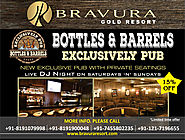 Bottles 'n' Barrels : Exclusive PUB / BAR in Meerut