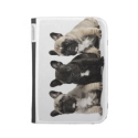 Threee Pedigree puppies Kindle Covers from Zazzle.com