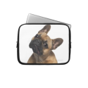 French Bulldog puppy (7 months old) Computer Sleeves from Zazzle.com