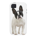 Französischen Bulldogge Case-Mate iPhone 4/4S Vibe Universal | Fineart Smartphone Cases