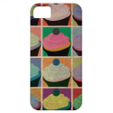 Vintage Cupcakes iPhone Case iPhone 5 Case from Zazzle.com