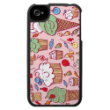 Sweets on Pink Case For The iPhone 4 from Zazzle.com