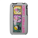 Mint Berry Crunch - Transformation iPhone 3 Covers from Zazzle.com