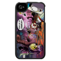 Comic Panel - Bring on the crunch! iPhone 4 Case from Zazzle.com