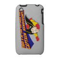 Captain Hindsight - No task too large Case For The iPhone 3 from Zazzle.com