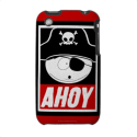 AHOY iPhone 3 COVERS from Zazzle.com