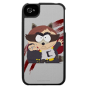 who's watching south park? iPhone 4 case from Zazzle.com