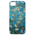 Vincent van Gogh, Blossoming Almond Tree iPhone 5 Cover from Zazzle.com