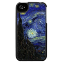 Starry Night, Vincent van Gogh, 1889 Case For The iPhone 4 from Zazzle.com