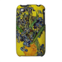 Van Gogh Irises iPhone 3 Cover from Zazzle.com