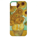 Sunflowers by Vincent Van Gogh iPhone4 Case iPhone 5 Covers from Zazzle.com
