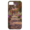 A Pathway in Monet's Garden, Giverny, iPhone4 Case iPhone 5 Cover from Zazzle.com