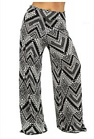 Plus Size Palazzo Pants for Women XL 2XL 3XL 4XL 5XL on Flipboard