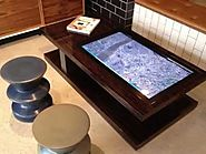 Time to Replace Ordinary Tables with Interactive Tables at Restaurants