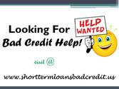 Fulfill Your Short Term Needs in Spite of Bad Credit Ppt Presentat..