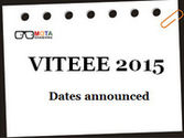 VIT Engineering Entrance Exam Dates Announced for 2015-16 Academic Session