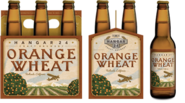 Hangar 24 Craft Brewery Orange Wheat