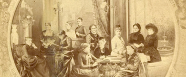 Headline for Female Authors of the 19th Century