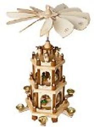 Gift Ideas in Nativity Tabletop Scenes
