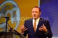 Kevin Spacey delivers final keynote at Content Marketing World 2014