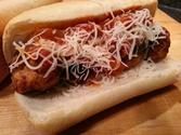 Grilled Johnsonville Meatball Sub