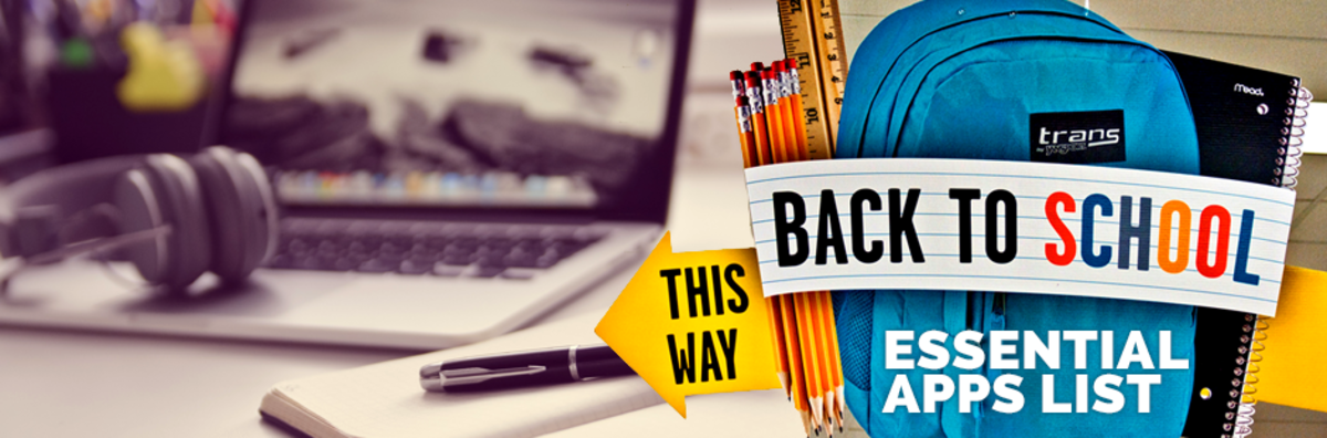 Headline for Essential Back to School Apps for Educators