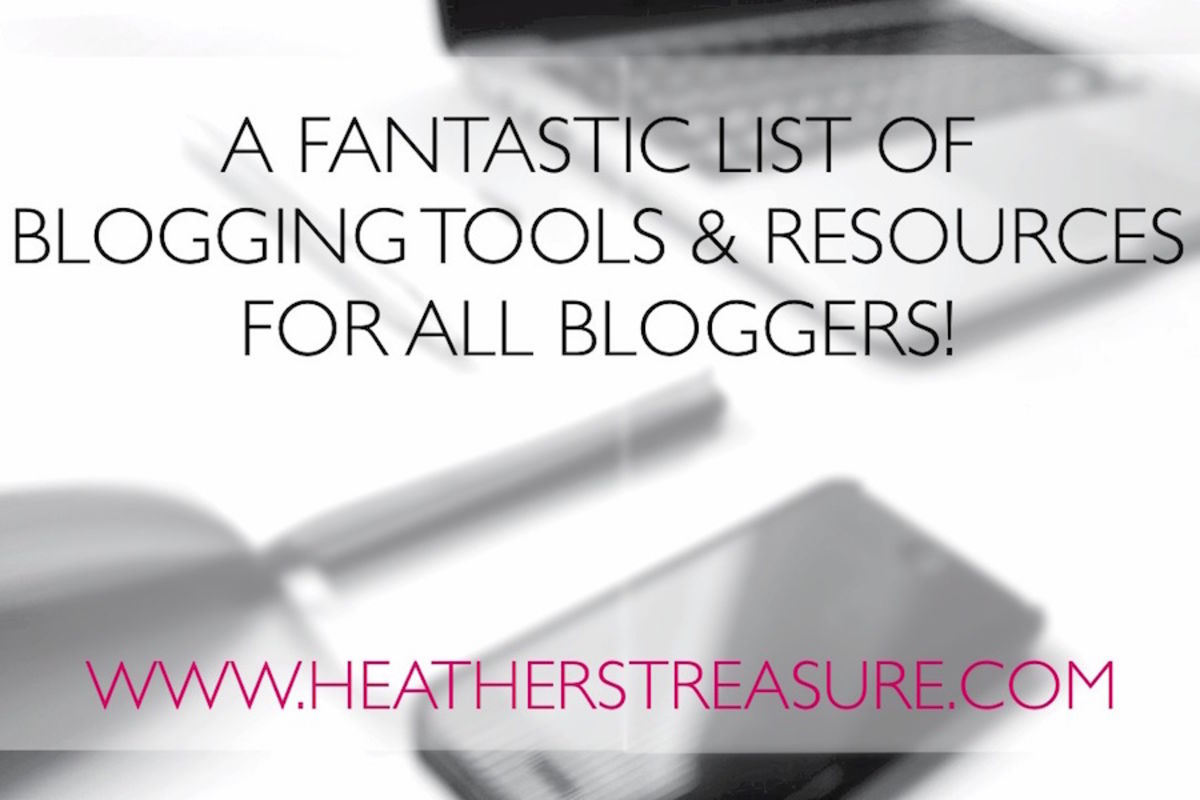 Headline for A Blogging Guide: +185 Helpful Tools And Resources For Your Blog