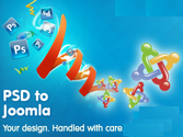 Increasing Demand for PSD to Joomla Conversion Services
