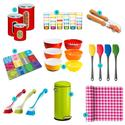 Colorful Kitchen Accessories