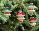Best Small Mercury Glass Christmas Ornaments