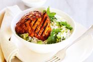 Indian Spiced Chicken With Rice Salad Recipe
