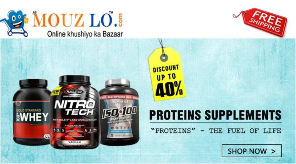Headline for Bodybuilding Supplement | Mouzlo.com