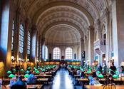 Boston Public Library (Copley Square)