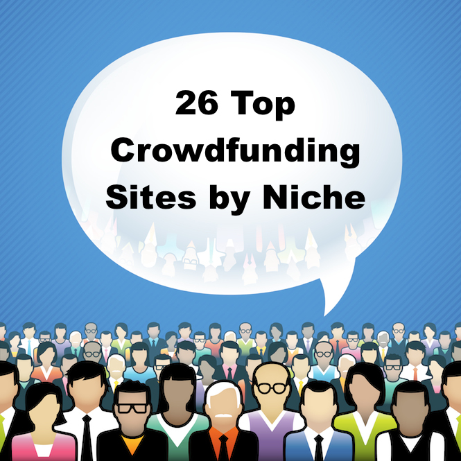 Headline for Top Crowdfunding Sites