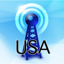 Radio USA FREE - Alarm Clock + Recording By Amir Markish