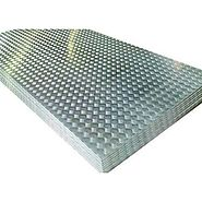 Stainless Steel Checkered Sheets/Plates