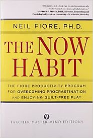 Top Books That Could Change Your Life | The Now Habit: A Strategic Program for Overcoming Procrastination and Enjoying Guilt-Free Play
