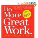 Top Books That Could Change Your Life | Do More Great Work: Stop the Busywork. Start the Work That Matters