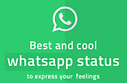 Tips on How to create Amazing whatsapp status..